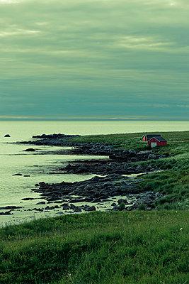 Lofoten coast - p248m817048 by BY