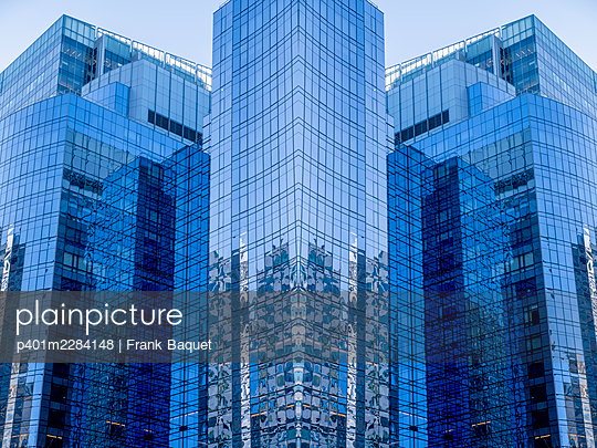 Modern office building Boston Seaport - p401m2284148 by Frank Baquet