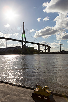 Köhlbrandbrücke - p1222m1181582 von Jérome Gerull