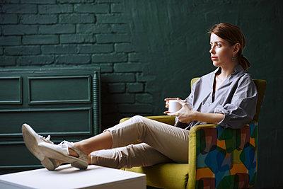 Kaffeepause - p1577m2289504 von zhenikeyev