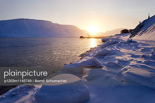 Spitzbergen - p1203m1145749 von Bernd Schumacher