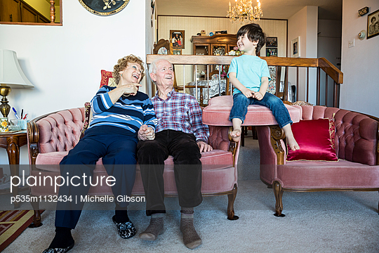 Family Time - p535m1132434 by Michelle Gibson
