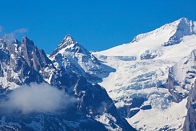 Rosenlaui Gletscher - p606m1462384 von Iris Friedrich