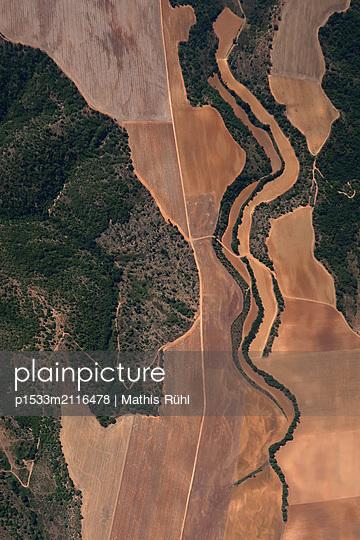 Plateau de Valensole, Felder - p1533m2116478 von Mathis Rühl