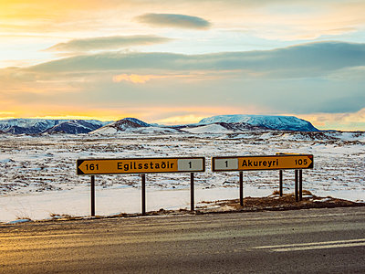 Iceland, ring road - p300m1505748 by A. Tamboly