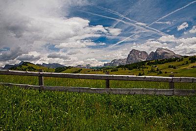 Bergpanorama Südtirol - p1386m1442147 von beesch