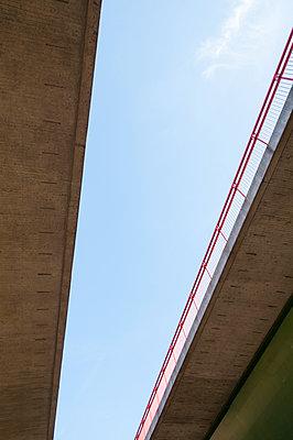 Motorway bridge - p171m901041 by Rolau