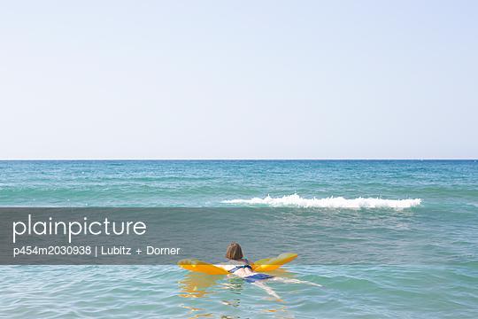 Müßiggang - p454m2030938 von Lubitz + Dorner