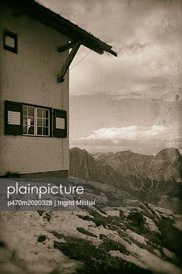 Pisciadùhütte in den Dolomiten - p470m2020328 von Ingrid Michel