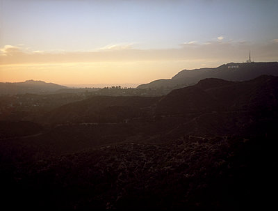 View from Griffith Observatory - p1177m1002794 by Philip Frowein