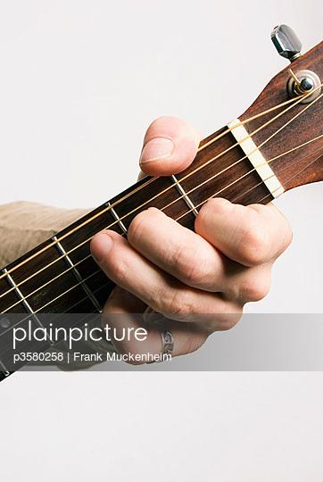 Westerngitarre - p3580258 von Frank Muckenheim