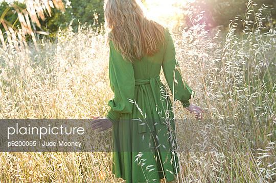 Gräser - p9200065 von Jude Mooney