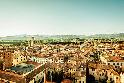 Toskana, Lucca - p1482m1564828 von karsten lindemann