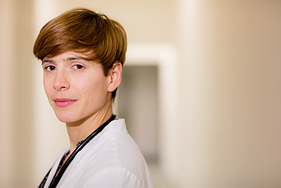 Female doctor - p1212m1123350 by harry + lidy