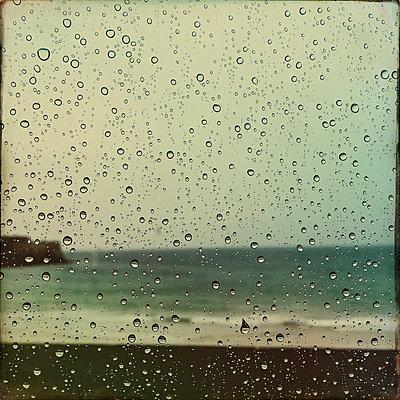 Regen in der Bretagne - p567m1530409 von Gaëlle Magder