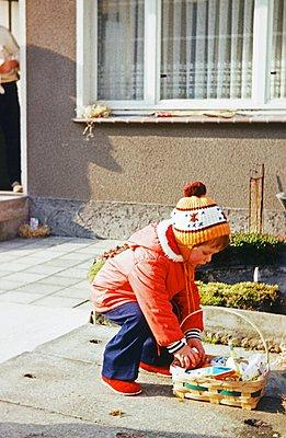 Ostern in der DDR 1975 - p986m2158866 von Friedrich Kayser