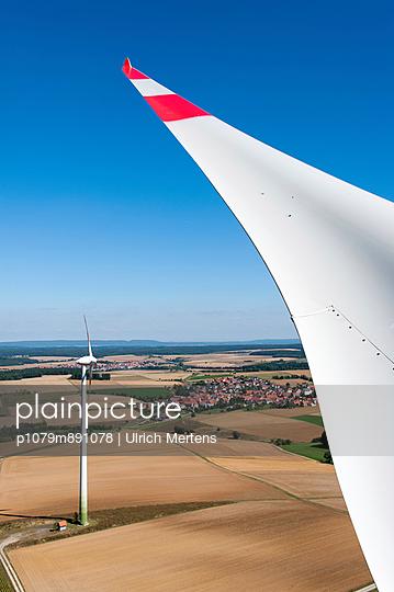 Landschaft im Wandel - p1079m891078 von Ulrich Mertens