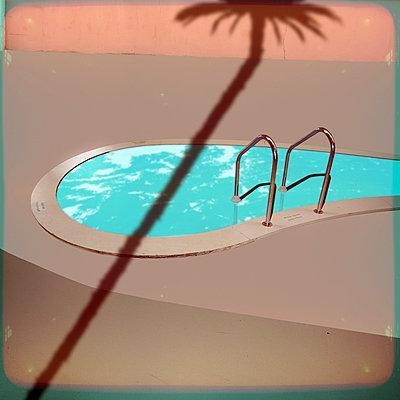Pool - p230m889873 von Peter Franck