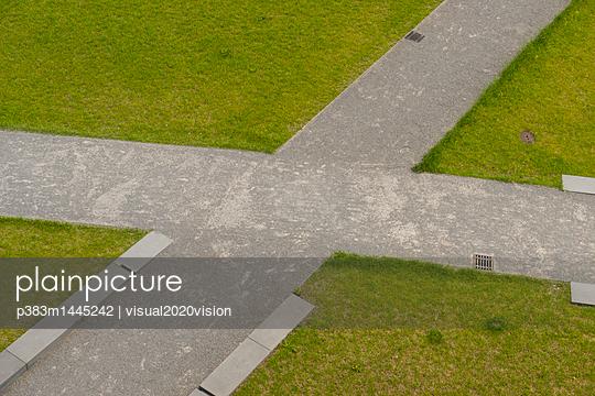 Kreuzung - p383m1445242 von visual2020vision