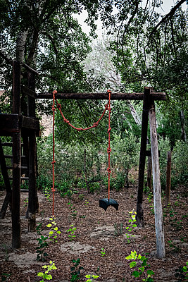 Abandoned Park - p1655m2233702 by lindsay basson