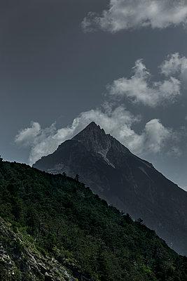 Hohe Munde in Tirol - p248m1452504 von BY