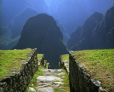 Machu Picchu - p945m1440556 von aurelia frey