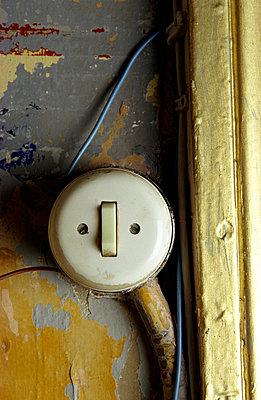 Lichtschalter - p1650152 von Andrea Schoenrock