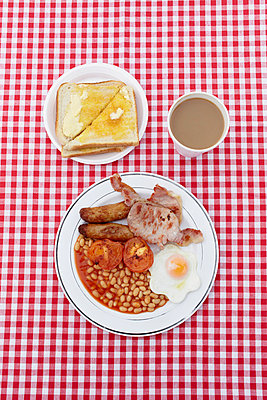 English breakfast - p464m852588 by Elektrons 08