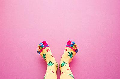 Lustige Socken - p5770069 von Mihaela Ninic