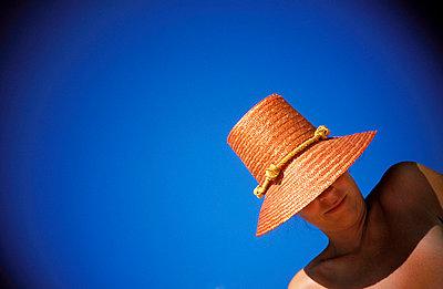Sun hat - p1800054 by Martin Llado