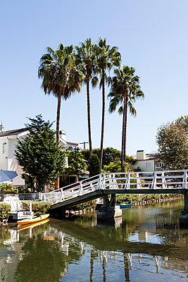 Venice Canals - p1094m971492 von Patrick Strattner