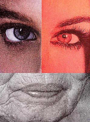 Collage - p265m2092239 von Oote Boe
