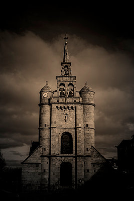 Church in Brittany - p248m989760 by BY