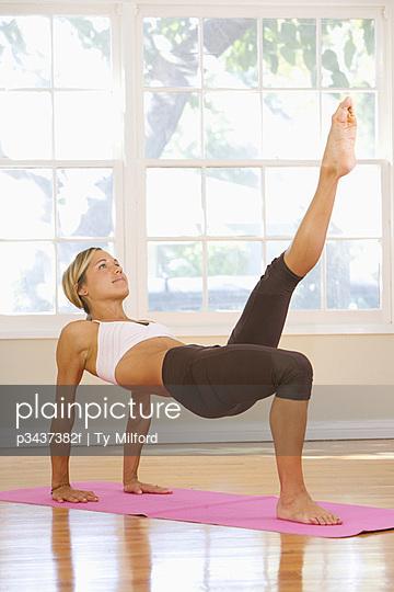Как легко похудеть комплекс упражнений