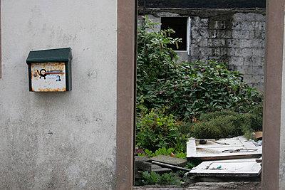 verlassenes Wohnhaus auf den Azoren - p9792681 von Otto