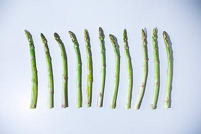 Asparagus - p1149m2263060 by Yvonne Röder