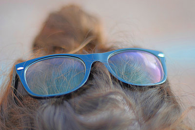 Glasses - p1153m951231 by Michel Palourdiau
