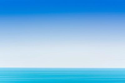 Seascape. France - p813m1462697 by B.Jaubert