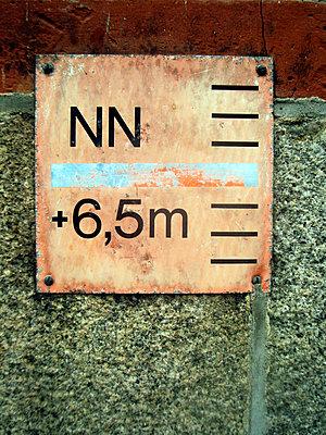 Hochwasser - p9790941 von Rettschlag