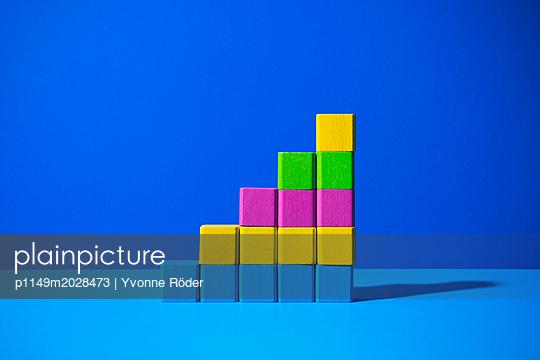 Toy blocks - p1149m2028473 by Yvonne Röder