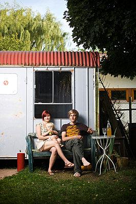 Family portrait - p1980123 by David Breun