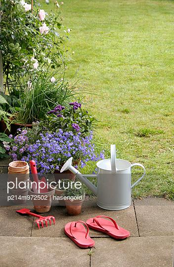 Gartenwerkzeug - p214m972502 von hasengold