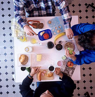 Frühstück - p2684612 von Oliver Rüther