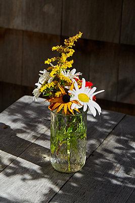 Garden flowers - p1673m2254435 by Jesse Untracht-Oakner