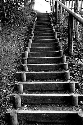 Outdoor stairs - p4902705 by Holger Thalmann