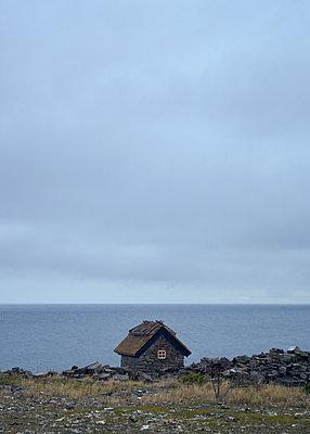 Kleines Haus am Meer - p1124m1193537 von Willing-Holtz