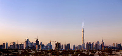 Burj Khalifa, Sheikh Zayed Road, Dubai - p8551092 by Tim Griffith
