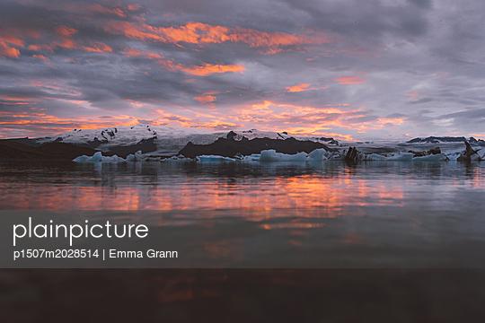 Jökulsárlón - p1507m2028514 von Emma Grann