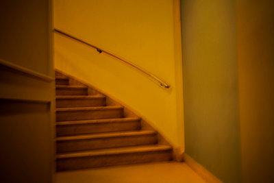 Stairs - p397m887521 by Peter Glass