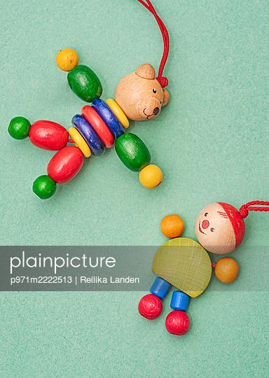 Wooden toys - p971m2222513 by Reilika Landen